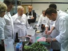 Formación en Cocina Andaluza para chefs polacos