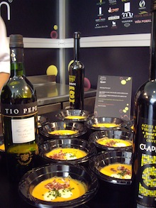 Proyecto Taste and Flavours 2012 para Alimentaria