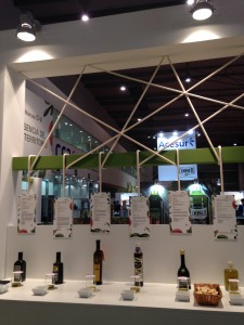 Olive Oile Bar - Barra de Aceites - Alimentaria 2016